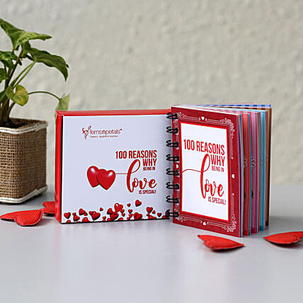 100 Reasons of Love gifts