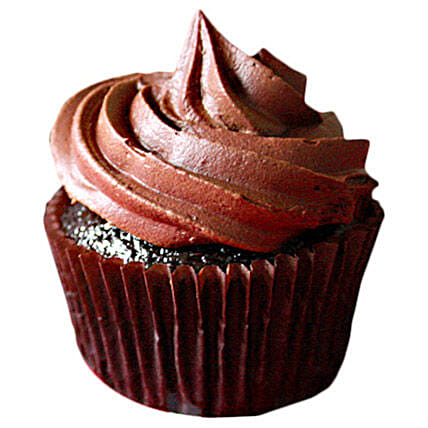 12 Chocolate Cupcakes by FNP