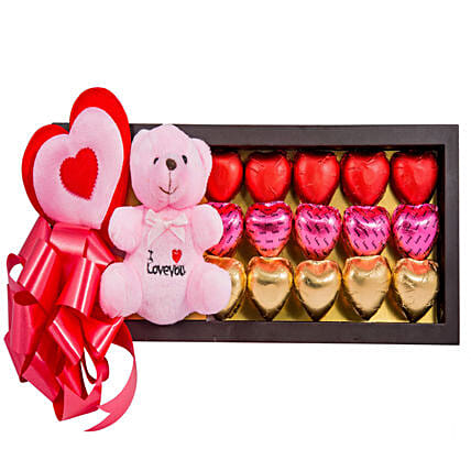 Love Chocolate Tray online