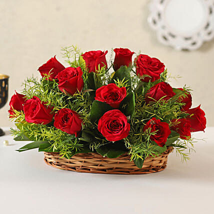 Online Red Roses:Red Flowers