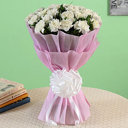 Order Online Carnations Bouquet