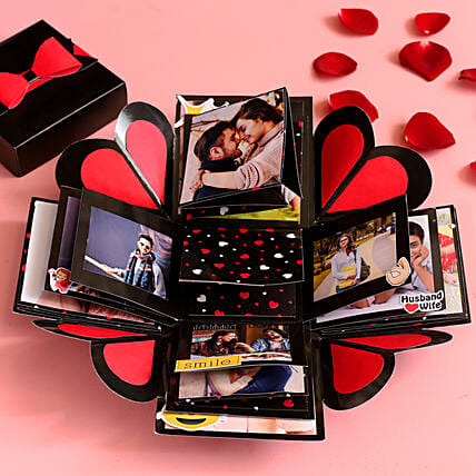 3 layer love explosion box:Explosion Box