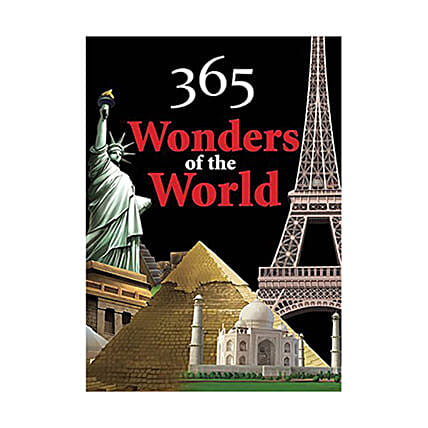 365 Wonders of the World Online:Books