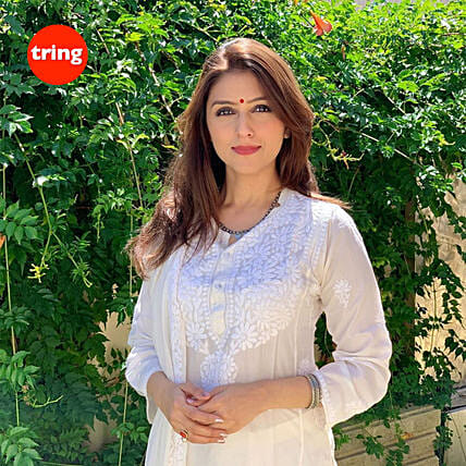 Aarti Chabria Personalised Recorded Video Message:Actors Video-messages