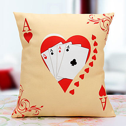 Ace of the Hearts