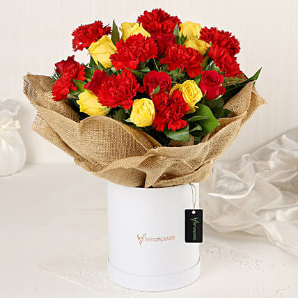 Online Bouquet Of Flowers