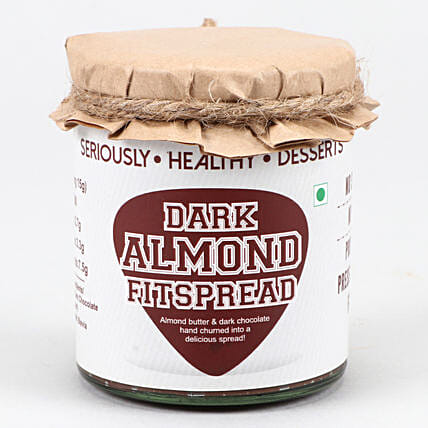 Almond Butter Chocolate FITspread