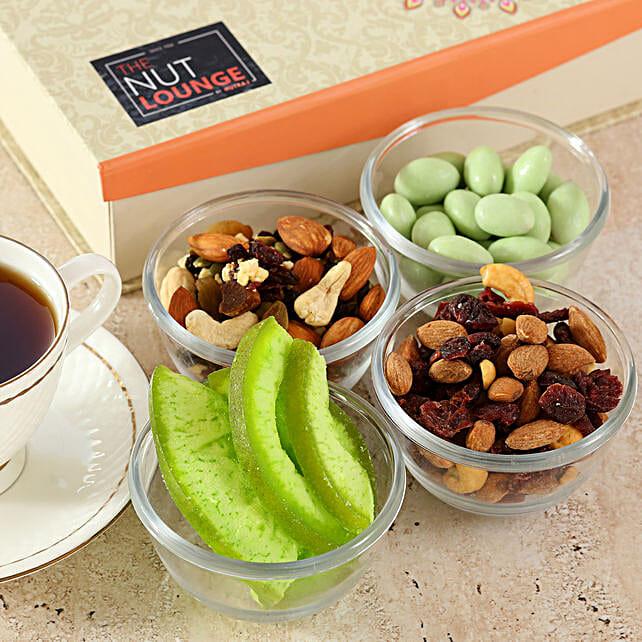 Almond Pista Dry Fruits Combo
