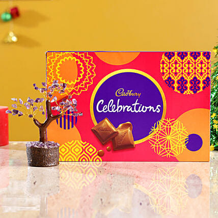 Amethyst Wish Tree & Cadbury Celebrations
