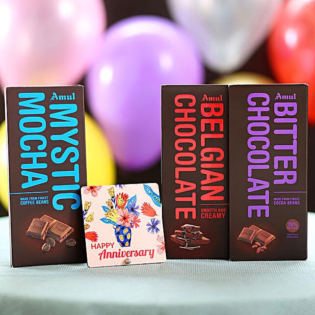 Online Anniversary Chocolates