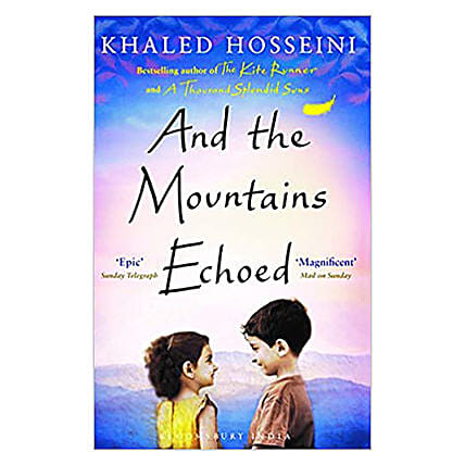 And The Mountains Echoed book online