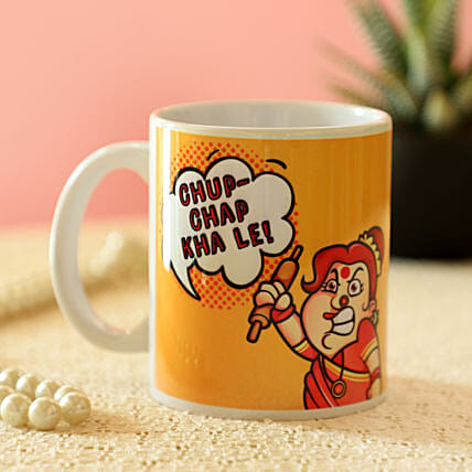 Angry Mother Mug:Best Gift For Mother In Law