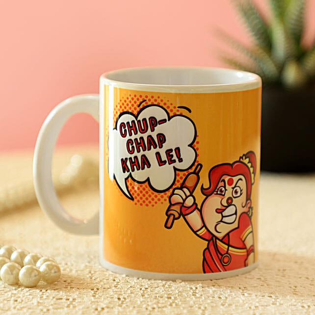 Angry Mother Mug