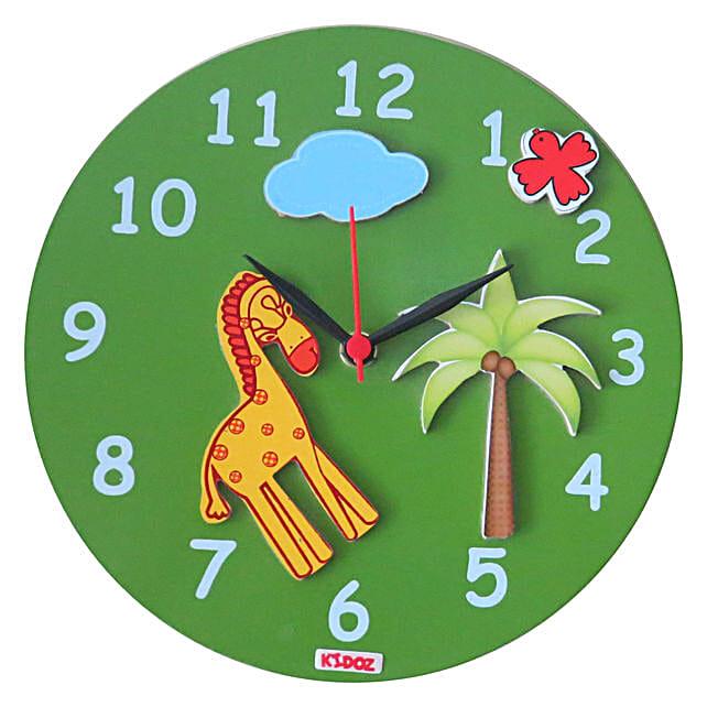 Online Animal Super Clock:Wall Clocks