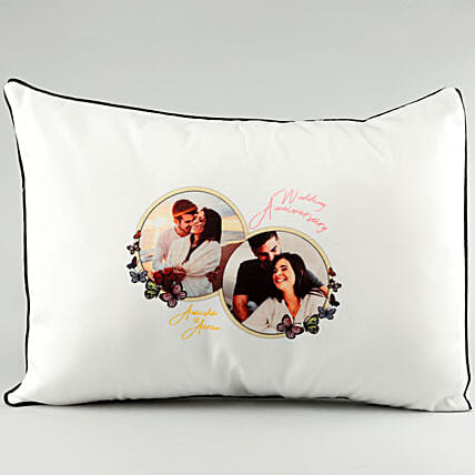 Beautiful Printed Pillow Cover For Couple:Personalised Pillow-covers