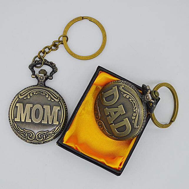 pocket watch key chain online