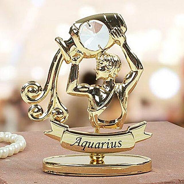 Aquarius Art Piece Gift Item:Gifts for Aquarians