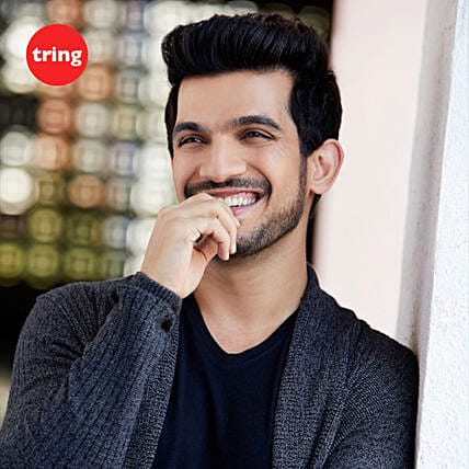 Arjun Bijlani- Personalised Recorded Video Message