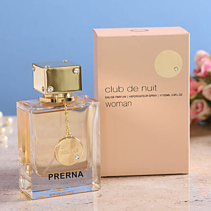 perfume for her:Personalised Perfumes