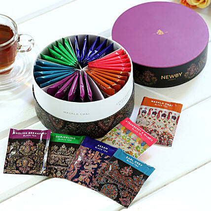 Assorted Black Tea Crown Pack