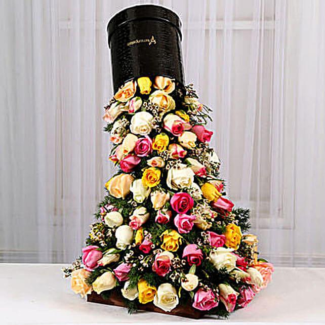 elegant flower arrangement