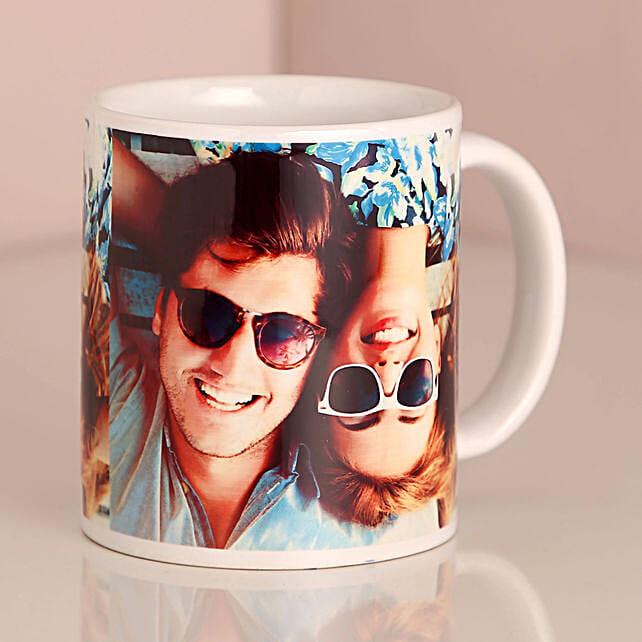 Attractive Personalised Black Mug:Personalised Mug