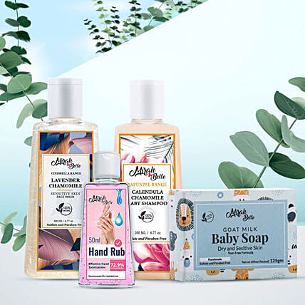 Online Baby Care Kit