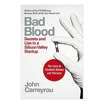 online Bad Blood: Secrets And Lies In A Silicon Valley Startup book