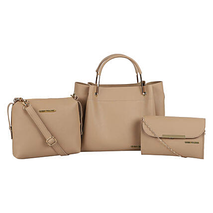 Bagsy Malone Women's Tote Combo Bag of 3