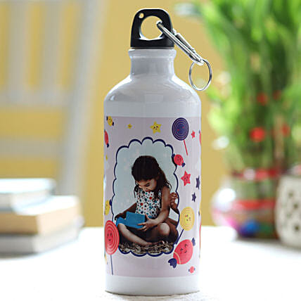 personalised water bottle for her