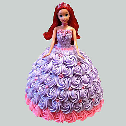 Disney Princess Birthday Cake 2kg
