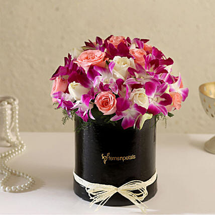 Gift Orchid Bouquet Online