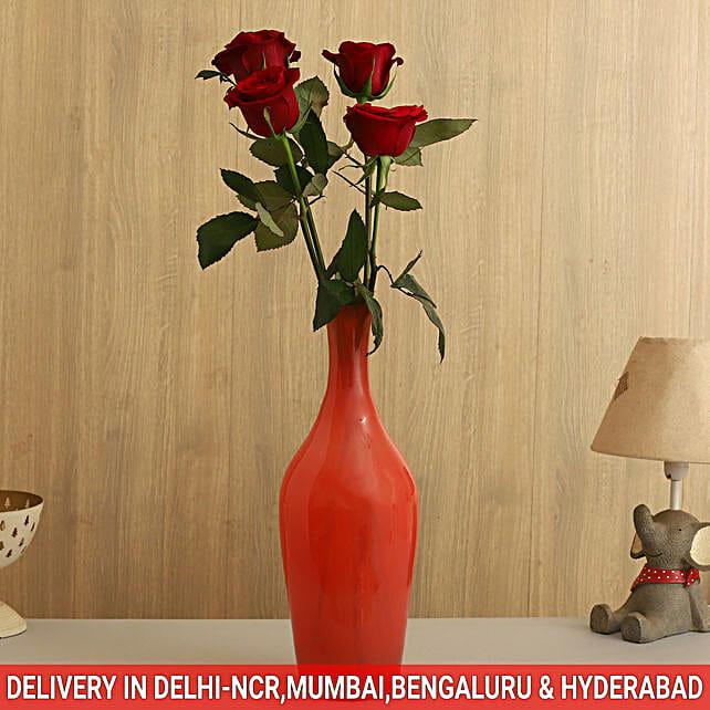 floral arrangement for vday