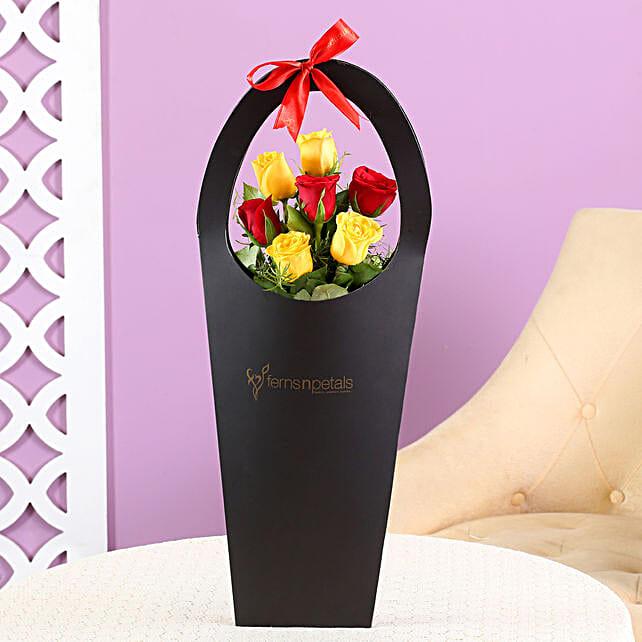 flower arrangements for mother:Mixed Colour Flowers