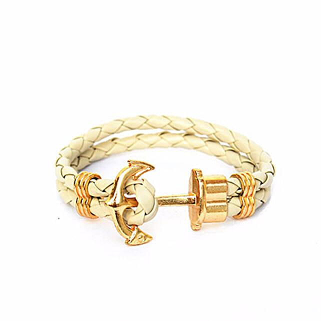 Anchor Braided Bracelet For Girls:Friendship day Bracelets