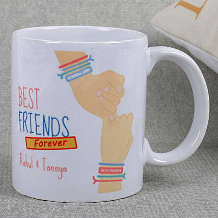 custom coffie mug for friend:Personalised Friendship Day Gifts