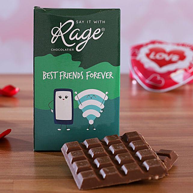 onilne chocolate for valentines day:Rage Chocolates
