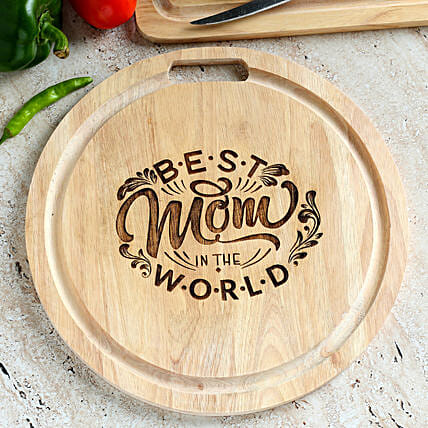 chopping board for wife