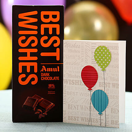 Online Best Wishes Birthday Chocolates