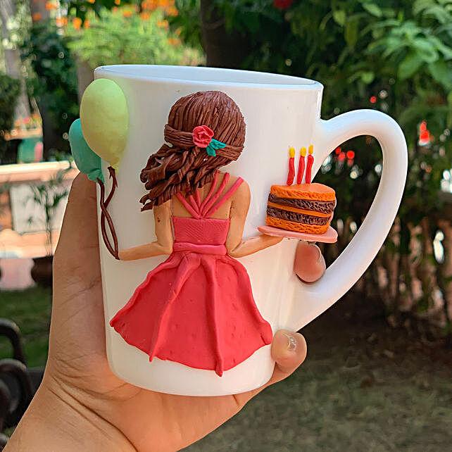 Online Birthday Mug