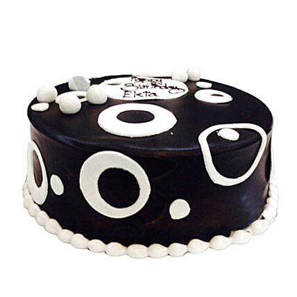 Black and White Cake 1 kg