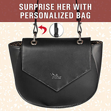 Fancy Black Bag for Women