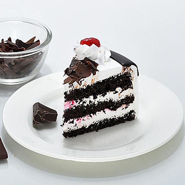 Blackforest Cake 1kg Eggless