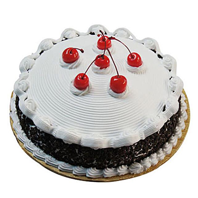 Blackforest Paradise Cake 1kg Eggless