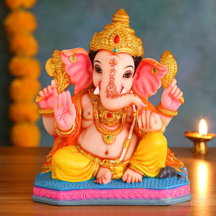 Blessed Lord Ganesha Idol