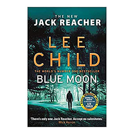 Blue Moon by Lee Child Online