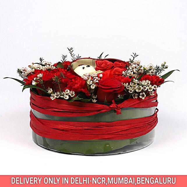 Online Floral Arrangement