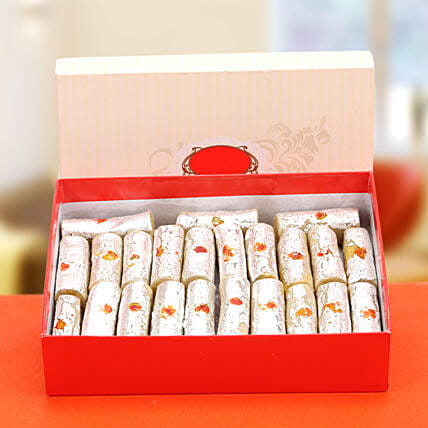 Box of Happiness-500gms of Kaju Roll