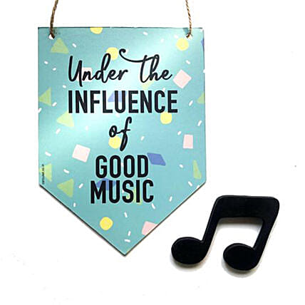 Music Quote Bunting Online