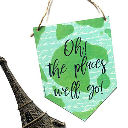 Quote Printed Bunting Online